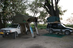 Camping Rooftop tents